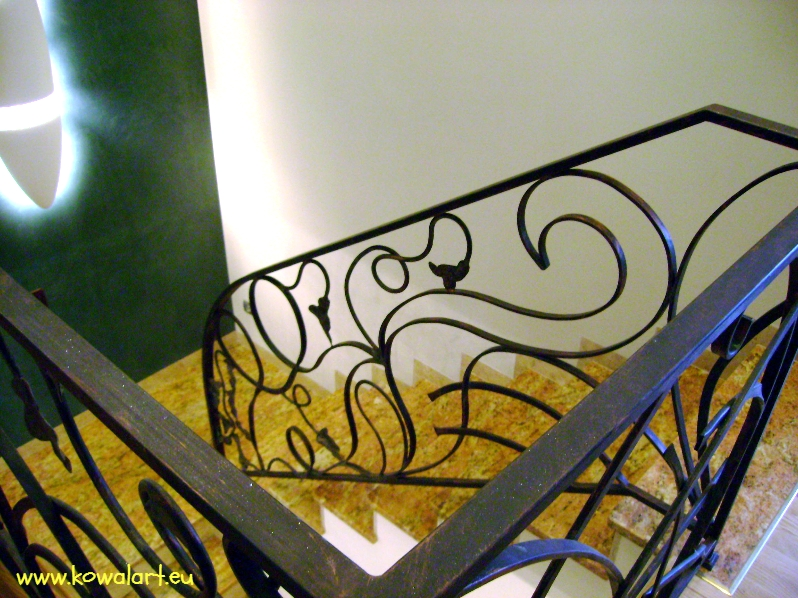 Balustrada Amazonka