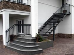 Balustrada Trewir