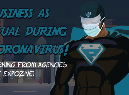Business As Usual During Coronavirus The Agency Way