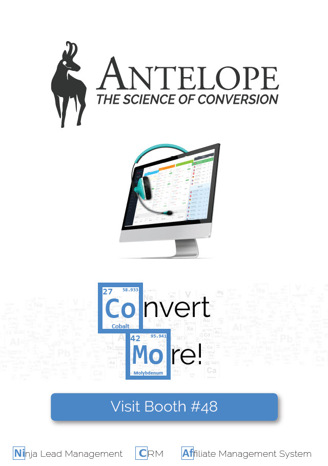 Full Page ad - Antelope Systems