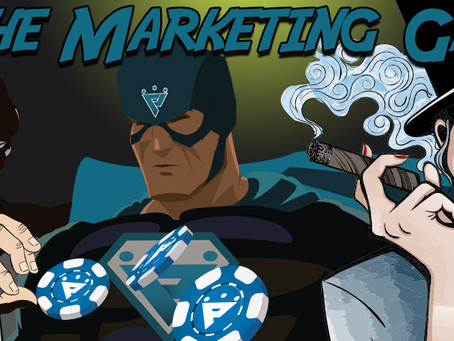 Is Marketing Just A Poker Game?