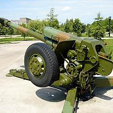 Гаубиця Д-30 (3 шота, 2 буми)