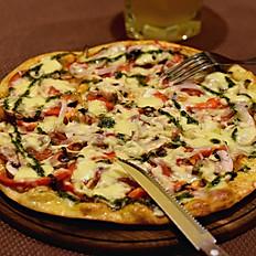Піца овочева