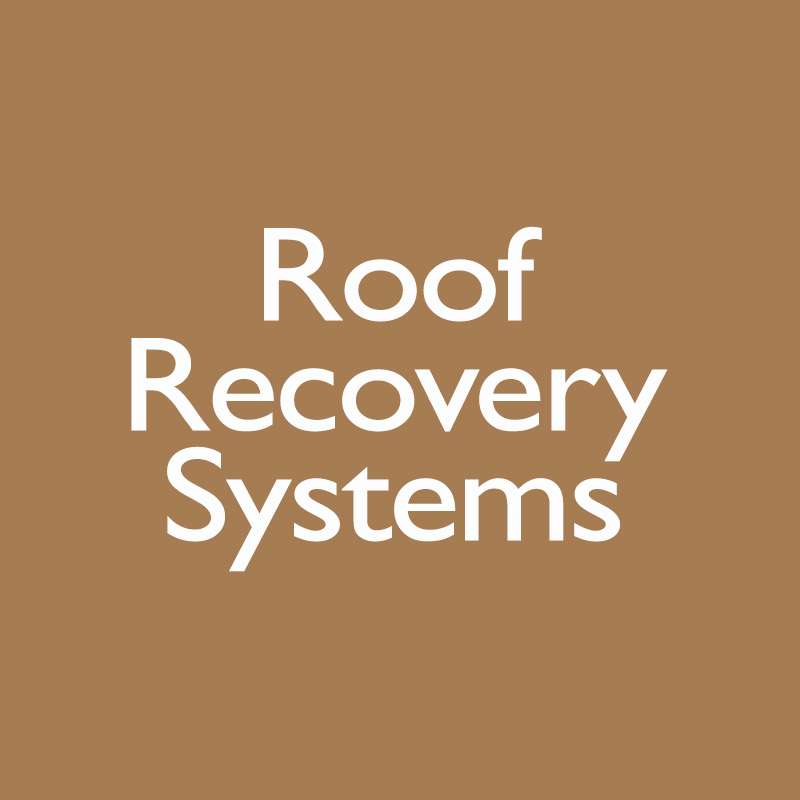 roof recovery swatch
