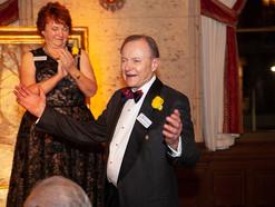 Honoring JAF Past President Dick Oxford