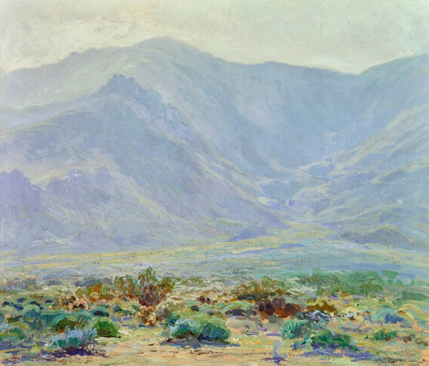 John Frost, Tahquitz Canyon
