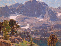 Edgar Payne's Mighty Sierras