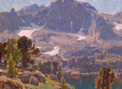 Edgar Payne's Mighty Sierras