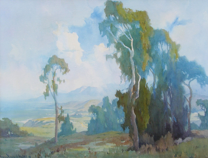 "Marion Wachtel, ""April Morning"""