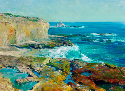Americans in Giverny: Guy Rose and John Frost