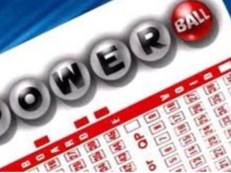 Powerball is at $550 MILLION