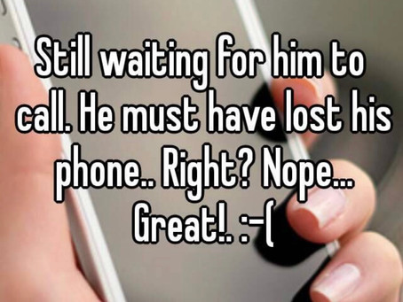 5 Things to do Instead of Waiting for His Call/Text