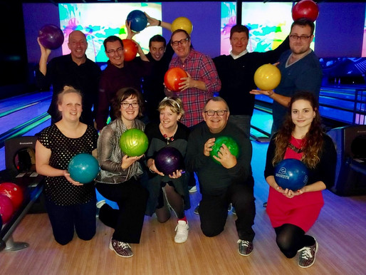 Work hard - play hard - Our Corporate Christmas Party
