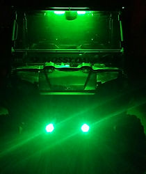 Polaris Ranger Crew lighting