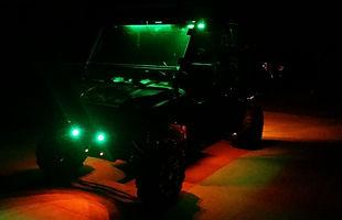 Raptor 700R ATV