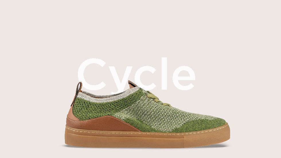 Green Cycle Hombre