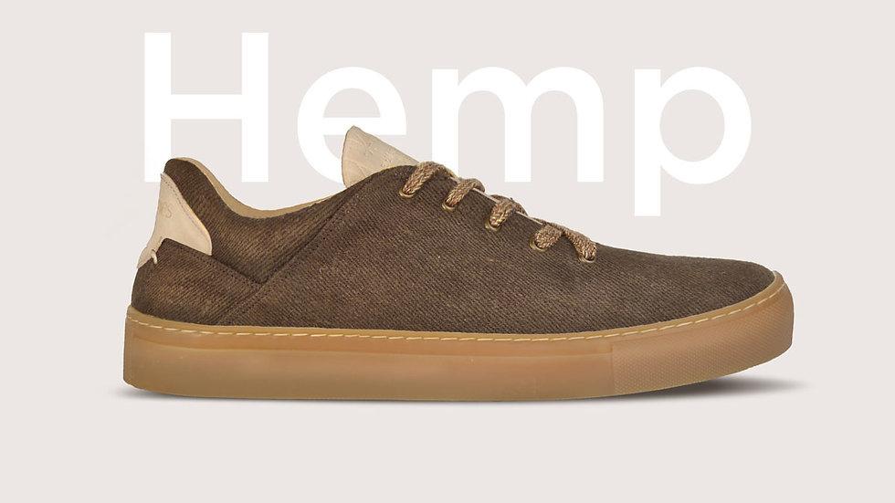 Brown Hemp Hombre