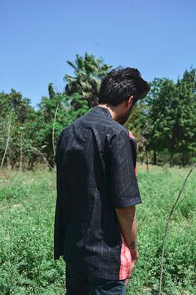 bandhej shirt