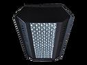 LED armatur för ställagegångar