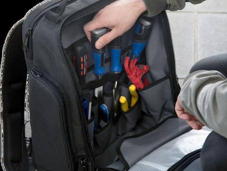 Toughbuilt ryggsäck