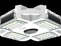 High Bay LED Quattro med individuellt justebara lampor