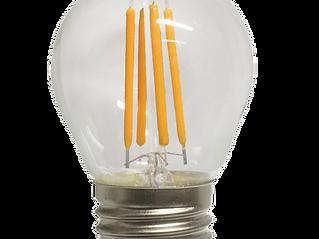 LED glödlampan