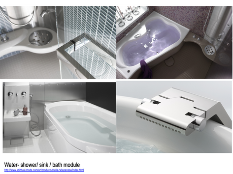Kingfishers Bathroom innovation study