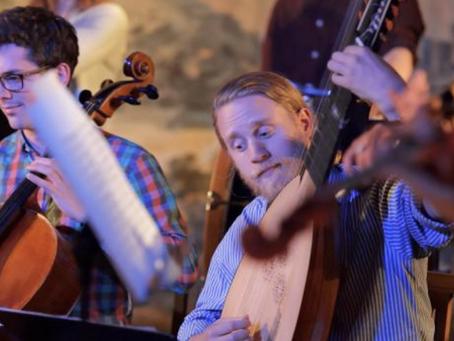 Konsert i Dormitoriet med Kammarmusik-Akademien