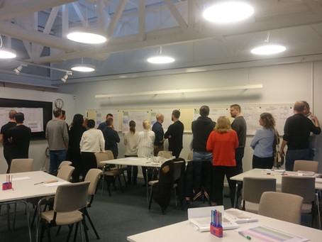 Full Aktivitet i 3e Modulen av Mio Ledarskapsutbildning