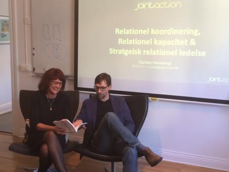 Relationell koordinering och relationell kapacitet