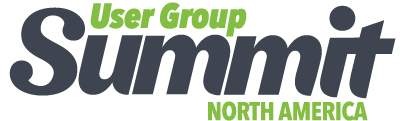 User Group Summit NA Logo