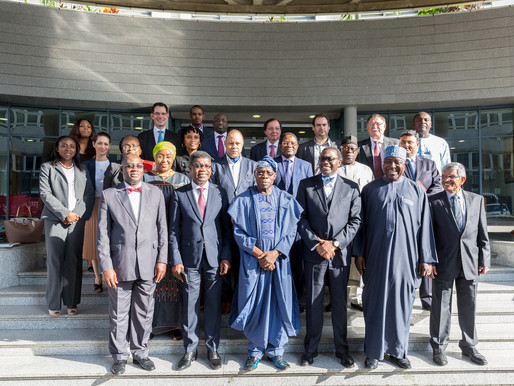 African Development Bank commits to support AIMS' drive to train Africa's mathematical scientists