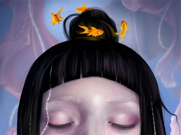 We Dream Alone by Samantha Broccoli