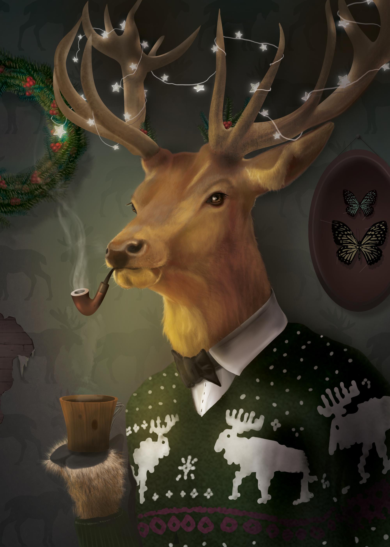 Mr. Reindeer