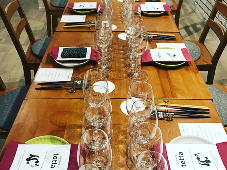 Domaine tettaワインメーカーズディナー開催しました!