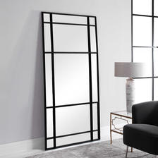 40 W X 80 H X 2 D (in) Decorative Mirror - Only available in this size.