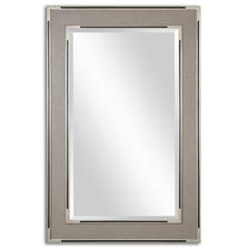 41 W X 61 H X 1 D (in) Decorative Mirror - Only available in this size.