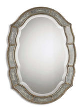 25 W X 35 H X 1 D (in) Decorative Mirror - Only available in this size.