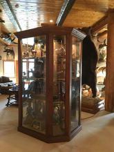 Cabinet glass