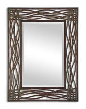 32 W X 42 H X 1 D (in) Decorative Mirror - Only available in this size.