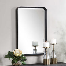 20 W X 30 H X 2 D (in) Decorative Mirror - Only available in this size.