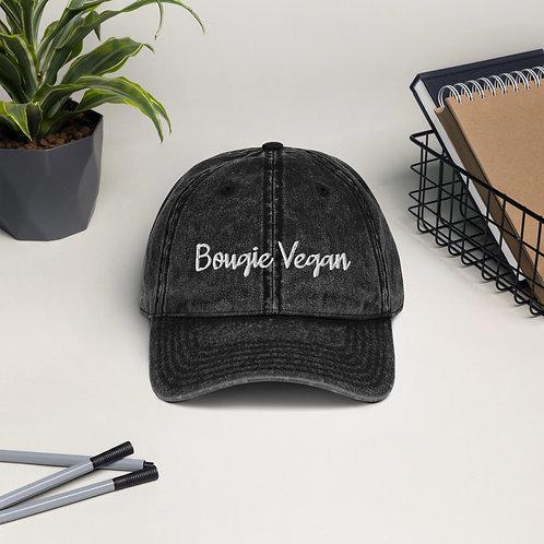Vintage Cotton Bougie Cap