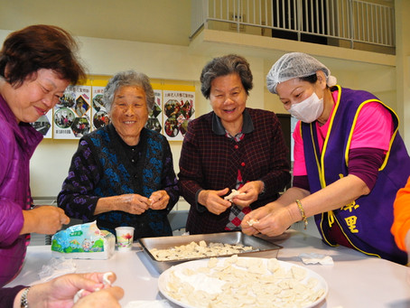 Joint Dining for the Seniors - a program of communal meals for inclusiveness