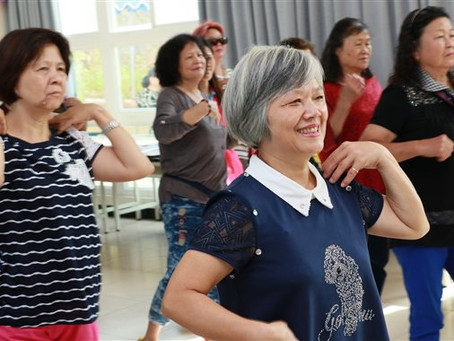 Fit for Age Project in New Taipei City