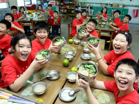 Eat Smart - Provision of Organic Food for School Lunches