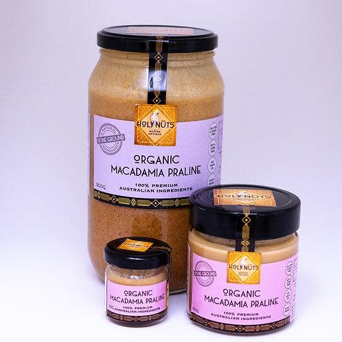 Organic Macadamia Praline