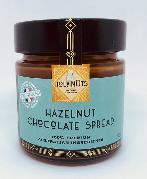 Hazelnut Chocolate Spread - 200gr