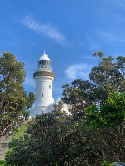 byron's lighthouse