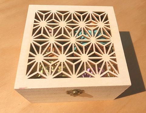 square geometric mini
