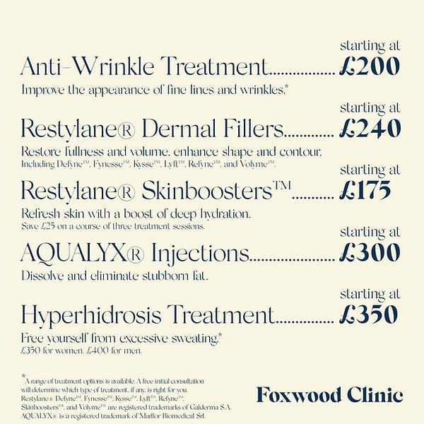 Foxwood Price List.png
